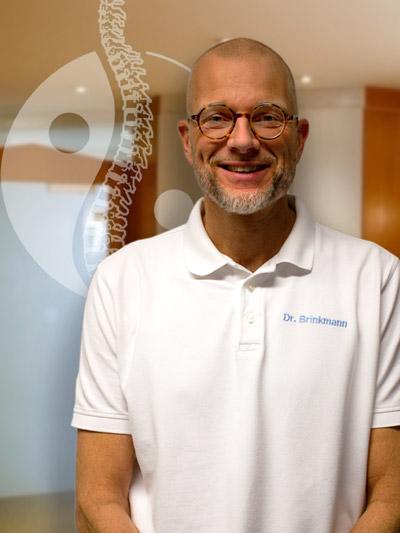 Orthopäde Dr. med. Hans-Ulrich Brinkmann